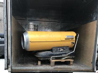 Прокат дизельных пушек Master мощностью 80 кВт